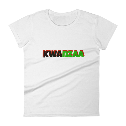 Women's Kwanzaa T-Shirt