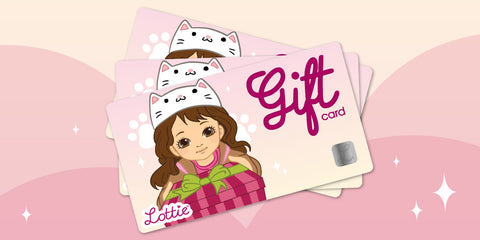 Lottie Dolls e-Gift Card