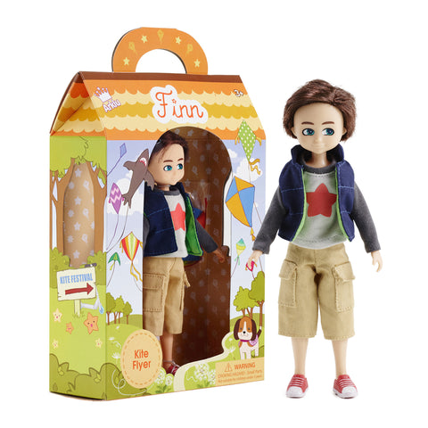 Boy Doll | Kite Flyer Finn
