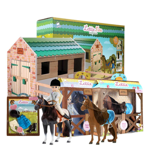 Doll House | Perfect for Pony Lovers