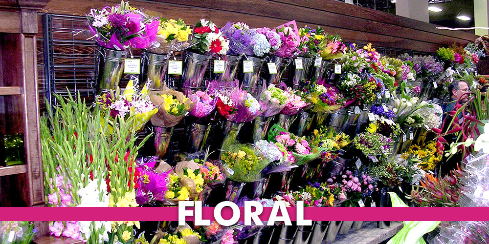 The Marco Company Floral Displays