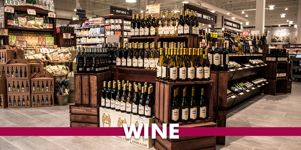 The Marco Company Wine Displays