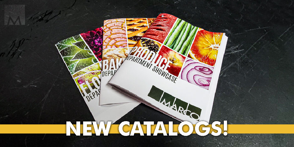 New Catalogs