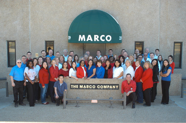 The Marco Company retail solutions About Us