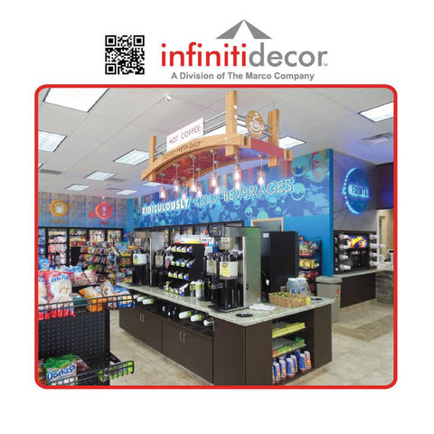 Infiniti Decor Fixture and Graphic solutions