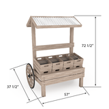 Display Carts | Produce & Bakery Display | The Marco Company-CART-30