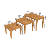 Display Table<br>NT-08 OAK