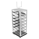 Bakery Display Shelving - BAK-710 ACV