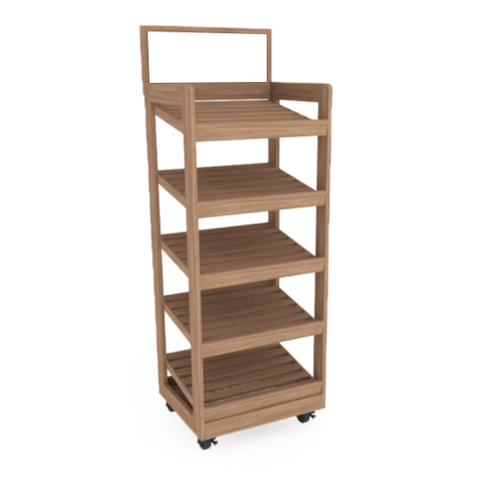 Bakery Display Shelving<br>BAK-425 #5