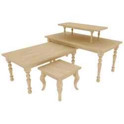 Display Table - NT-32 SET OAKCM