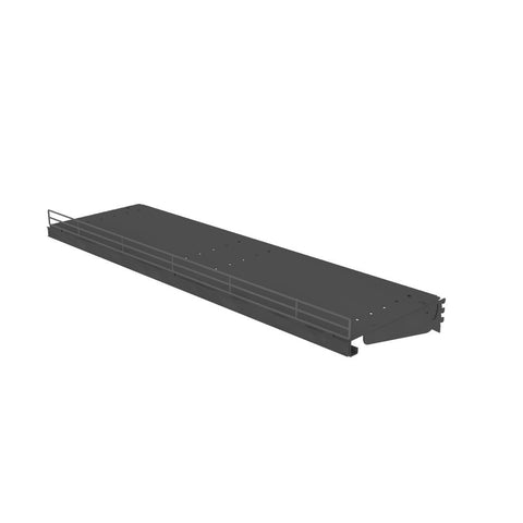 Multi Deck Shelf with Wire PS&MET PTM--4 Sizes Available