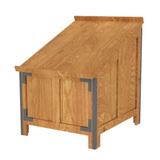 Oak Modular Bin Banana Display Unit