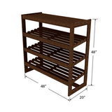 Bakery Display Shelving and Cases - BAK-422 #8 O