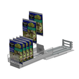 Salad pusher | Produce Display | The Marco Company-SP-100