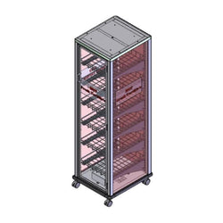 Bakery Display Shelving - BAK-1006 SB