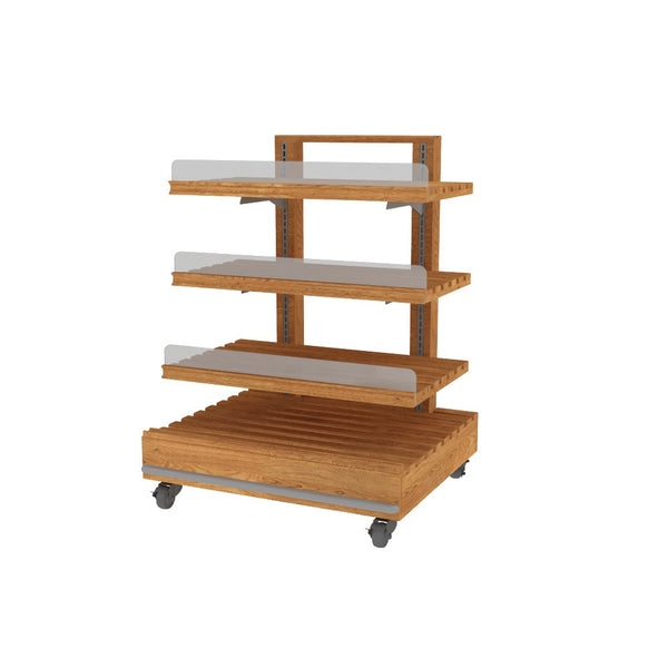 Single-Sided Bread Rack