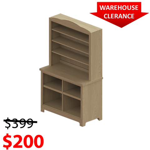 Bakery Display Shelving <br>ANTIQUE-CAB K M