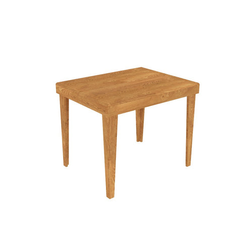 "Oak Nesting Table 38""X30X31.25"