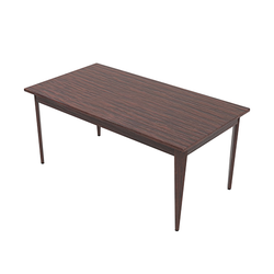 Large Display Table <br>NT-112 OAK