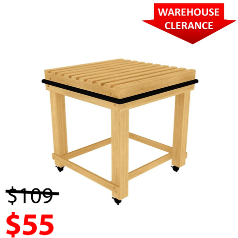 Display Table<br>BAK-893 OAK