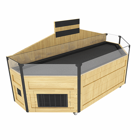 Refrigerated Orchard Bin<br>TM ROB 8X4 HEX B
