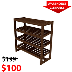 Bakery Display Shelving<br>BAK-422 #8 O