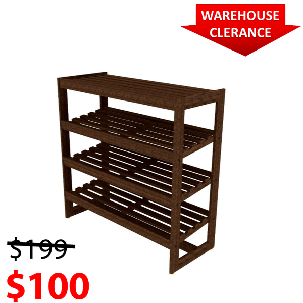 Bakery Display Shelving and Cases | The Marco Company-BAK-422 #8 O
