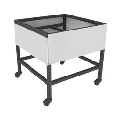 Stainless Steel Orchard Bin