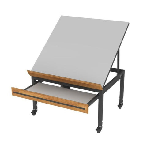 MET06 SQ Standard Metal European Tables