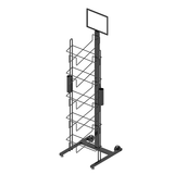 Bakery Display Shelving and Cases | The Marco Company - MET-CH 001 GB