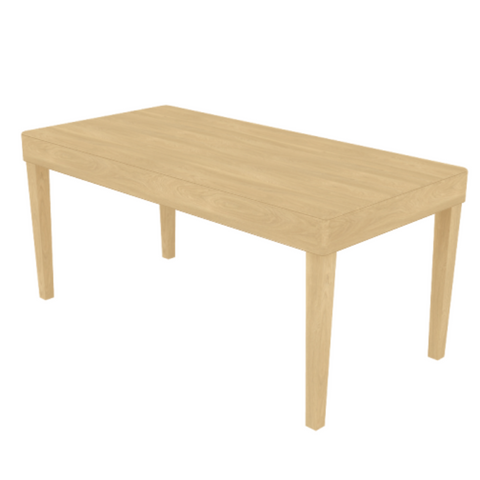 Display Table - BAK-14 OAK