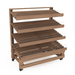 Bakery Display Shelving - BAK-473