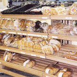 Bakery Display Shelving and Cases - BAK-473
