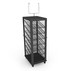 Bakery Display Shelving - BAK-495 60 SBWM