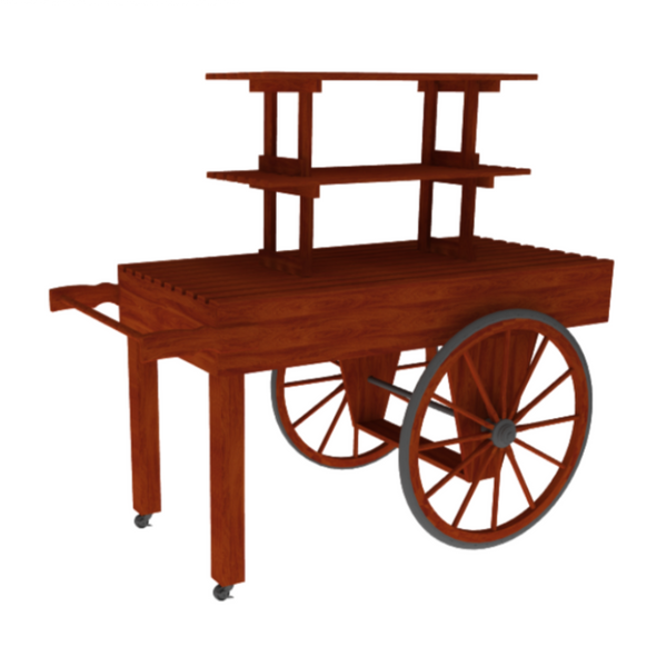 Display Carts | Produce & Bakery Display | The Marco Company-CART-05