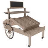 Display Carts | Produce & Bakery Display | The Marco Company-CART-22
