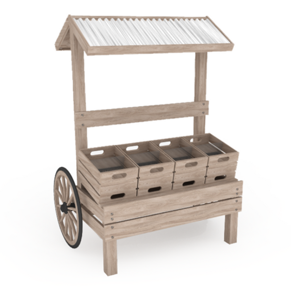 Display Cart - CART-30