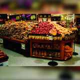 Produce End Cap | Produce Display - EC-20 #2 O