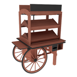 Display Cart<br>M-CART-008