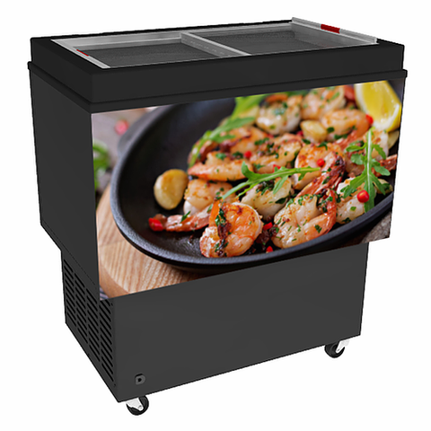 Refrigerated Display | The Marco Company-TM DUAL S2
