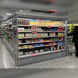 Refrigerated Display<br>TM UPRIGHT DISPLAY CASE 200-4V