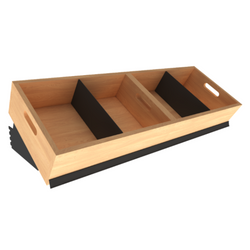 Wine Crate Display<br>WN-187