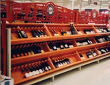 Wine Crate Display<br>WSC-001 #2