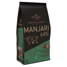 Valrhona Manjari 64% Dark Chocolate (300g)
