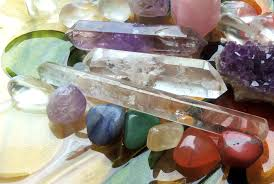 Using Crystals to Heal