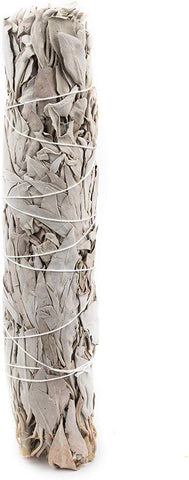 "California White Sage Smudge Stick, 7"" Long - The Metaphysical Mall"