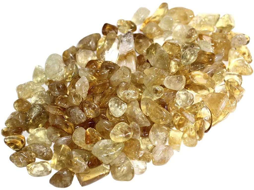 Citrine Chips - 1 Pound