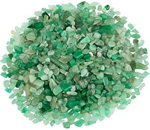 Green Aventurine Chips - The Metaphysical Mall