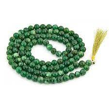 Green Aventurine Quartz Prayer Mala