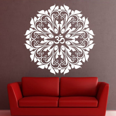 Mandala Wall Decal - The Metaphysical Mall